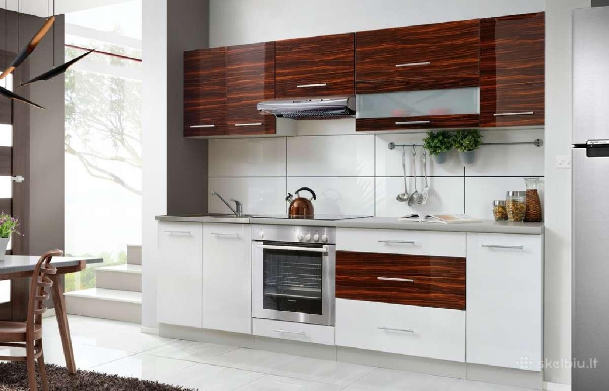 Modernus virtuves komplektas Taja 260cm 499 euro