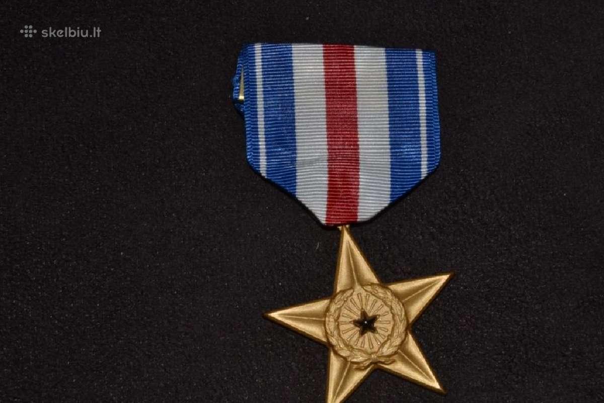 Amerikos sidabrinės žvaigždė