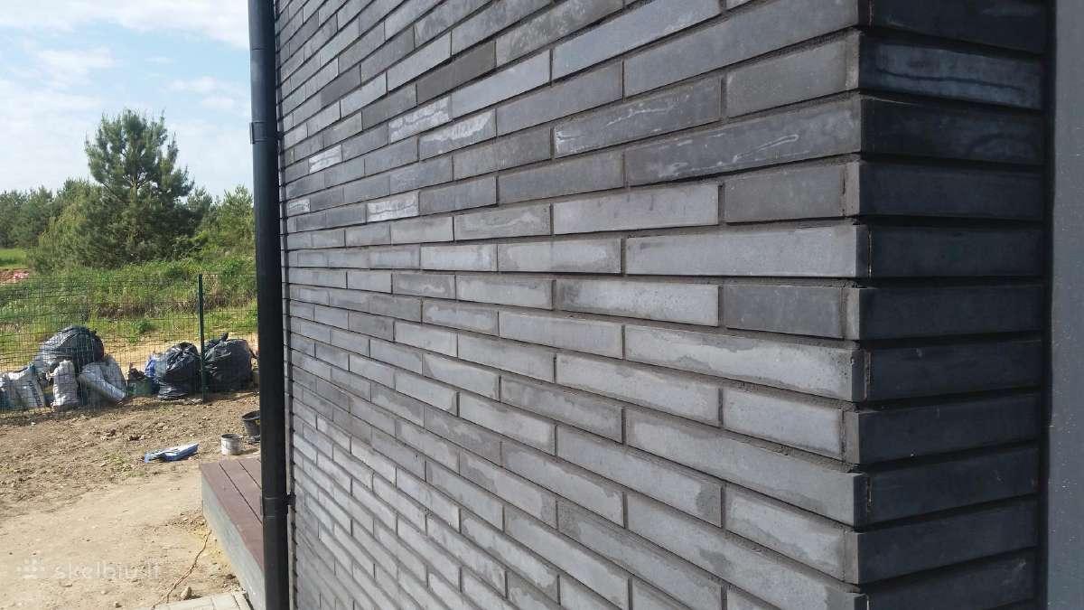 Fasado Ir Vidaus Sienų Apdailos Plytelės,klinkeris