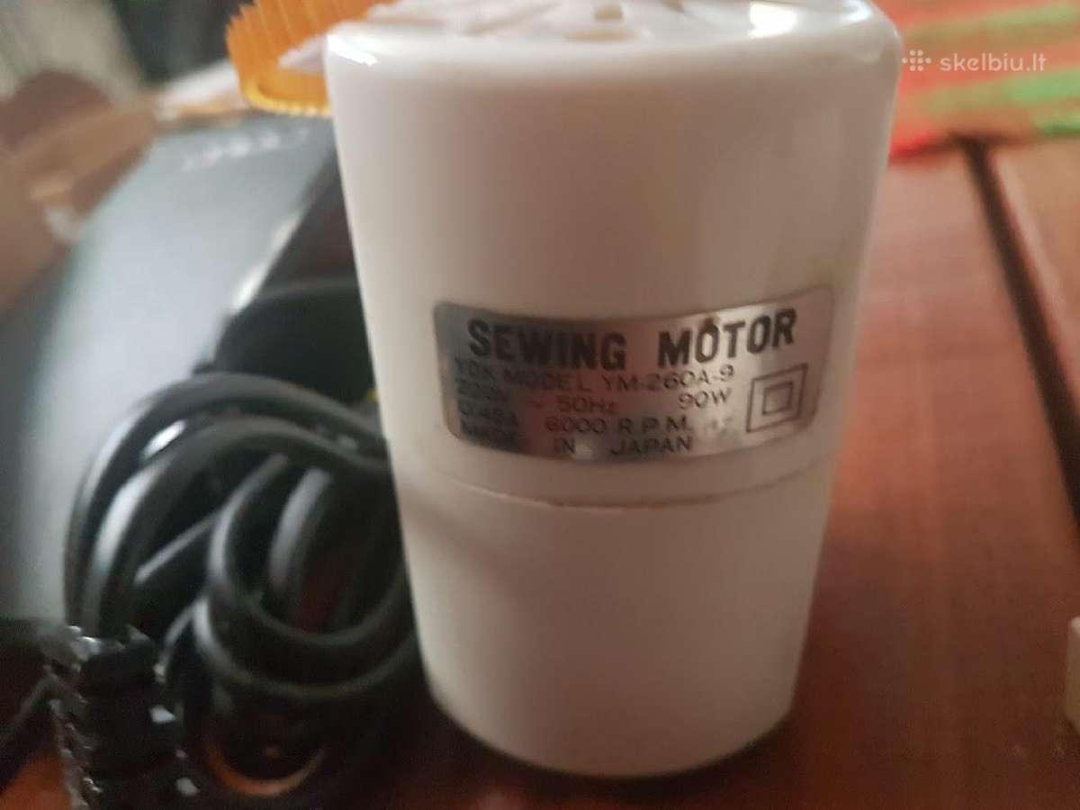 Mini elektros varikliukas
