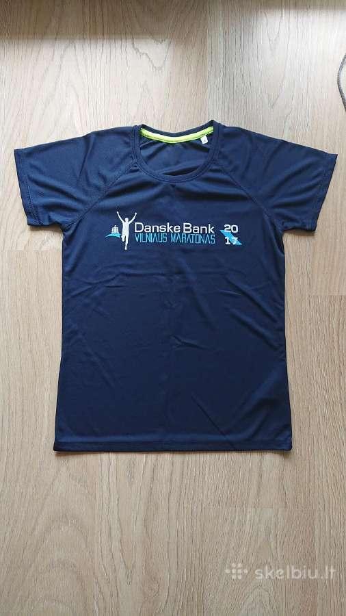 Nauja Vilniaus maratono bėgimo maikė