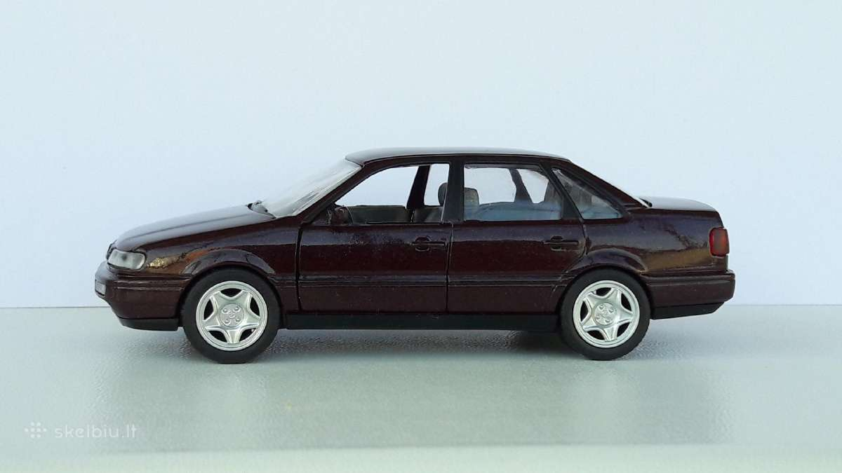 1/43 modeliukai Vw Passat B4 Vr6 1993-1997