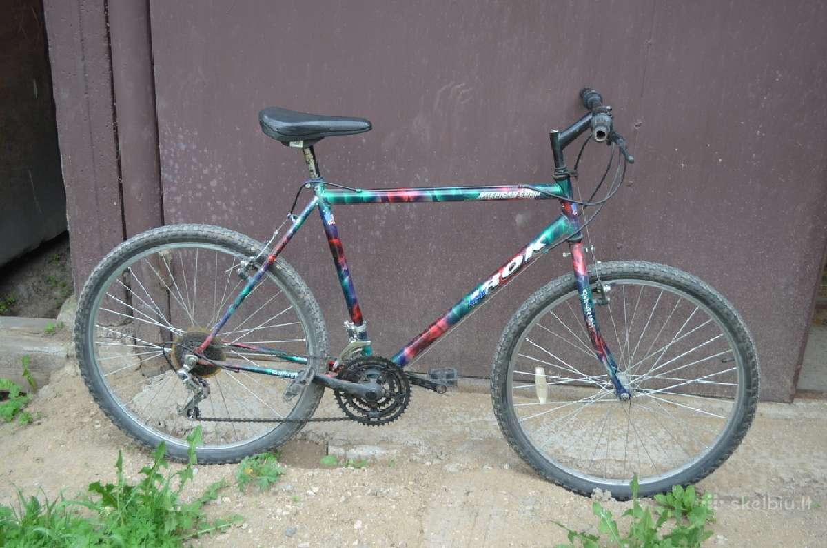 """Turistinis dviratis ,american irok"""""""