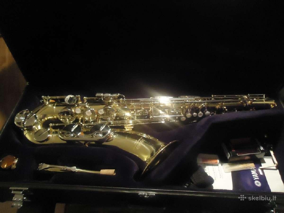 Kokybiški saksofonai.mažiausios kainos