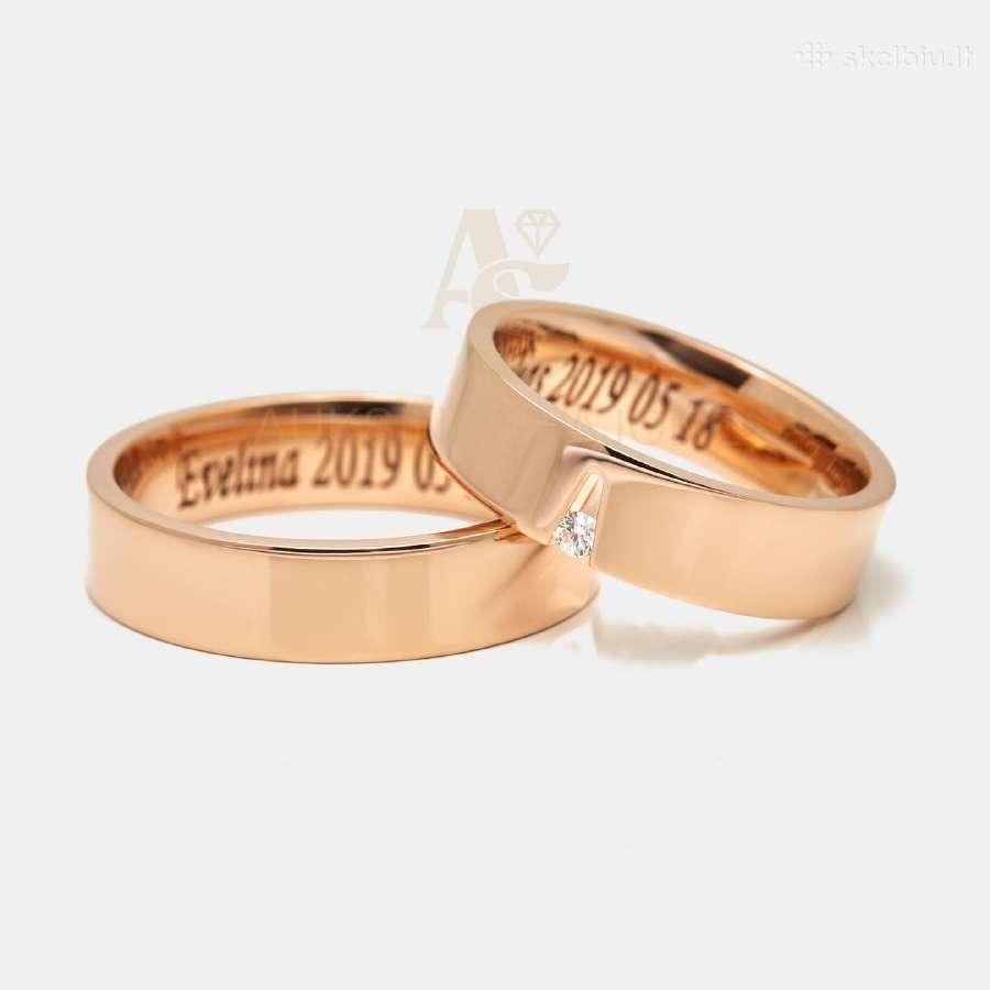 Vestuviniai žiedai, Sužadėtuvių žiedai, Juvelyras