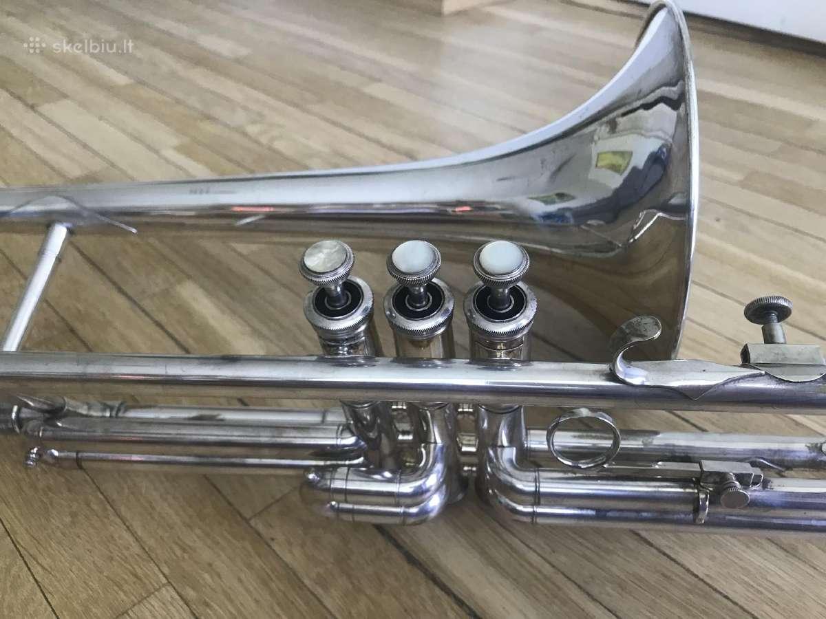 Courtois ventilinis trombonas