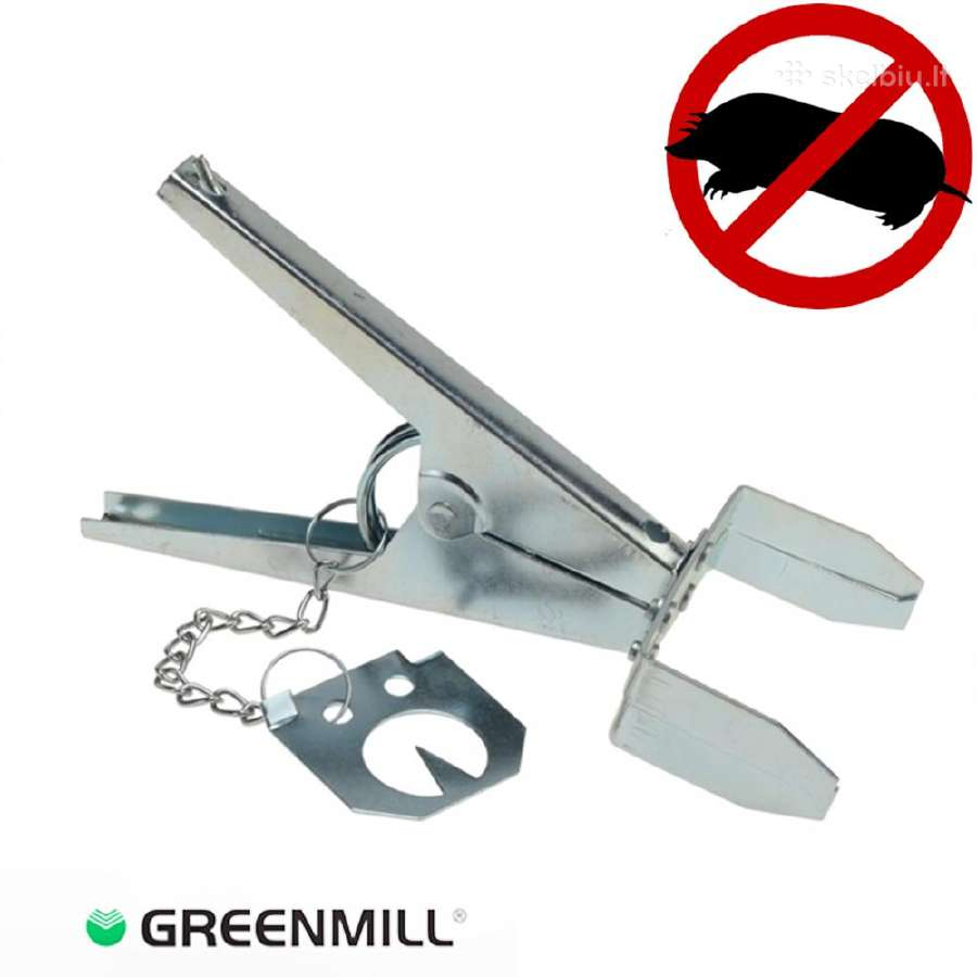 """Spąstai Kurmiams """"Greenmill"""""""