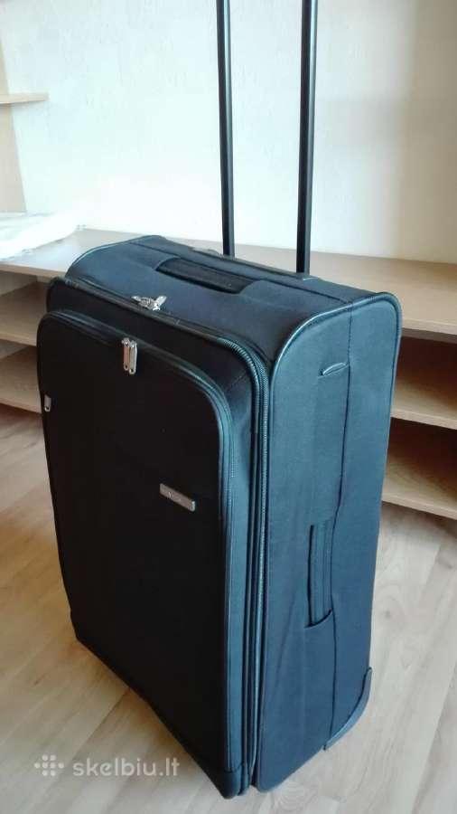 Beveik naujas lagaminas ant ratukų travelite