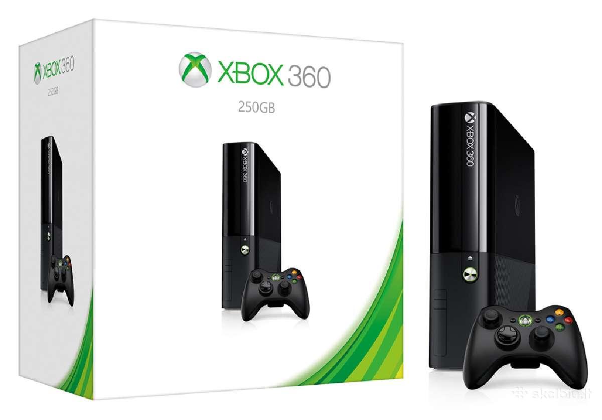 Xbox 360 Naudoti