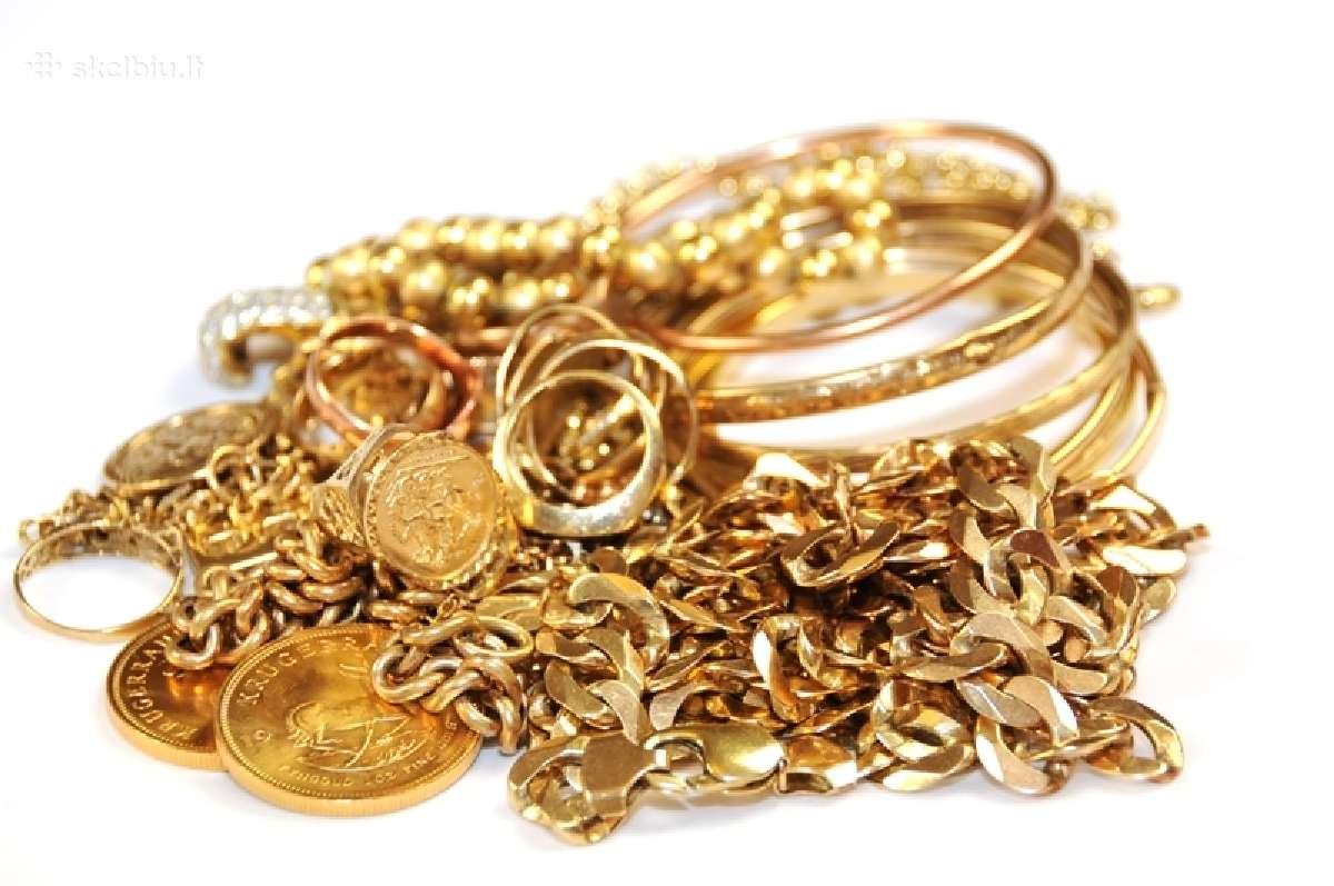 Lombardas klaipedoje. brangiai perku auksa