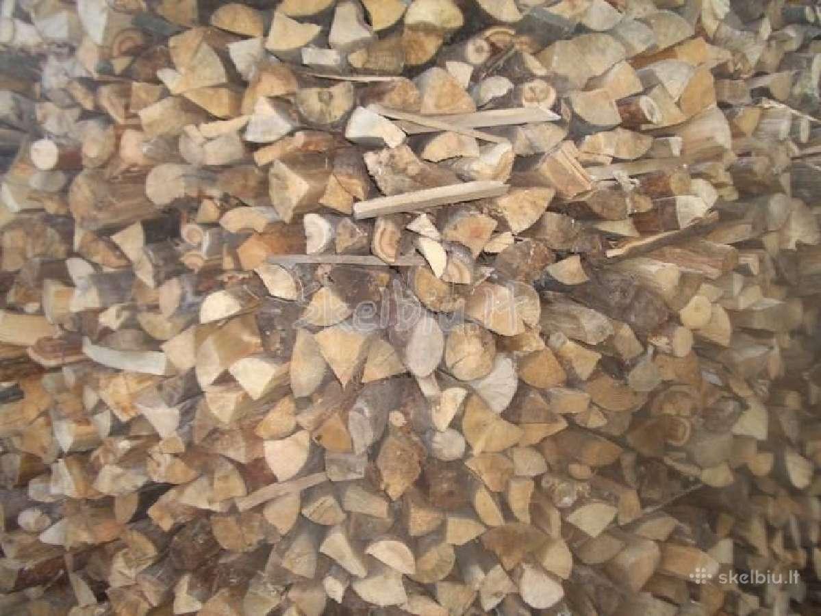 Pigiausios sausos malkos,statybine mediena