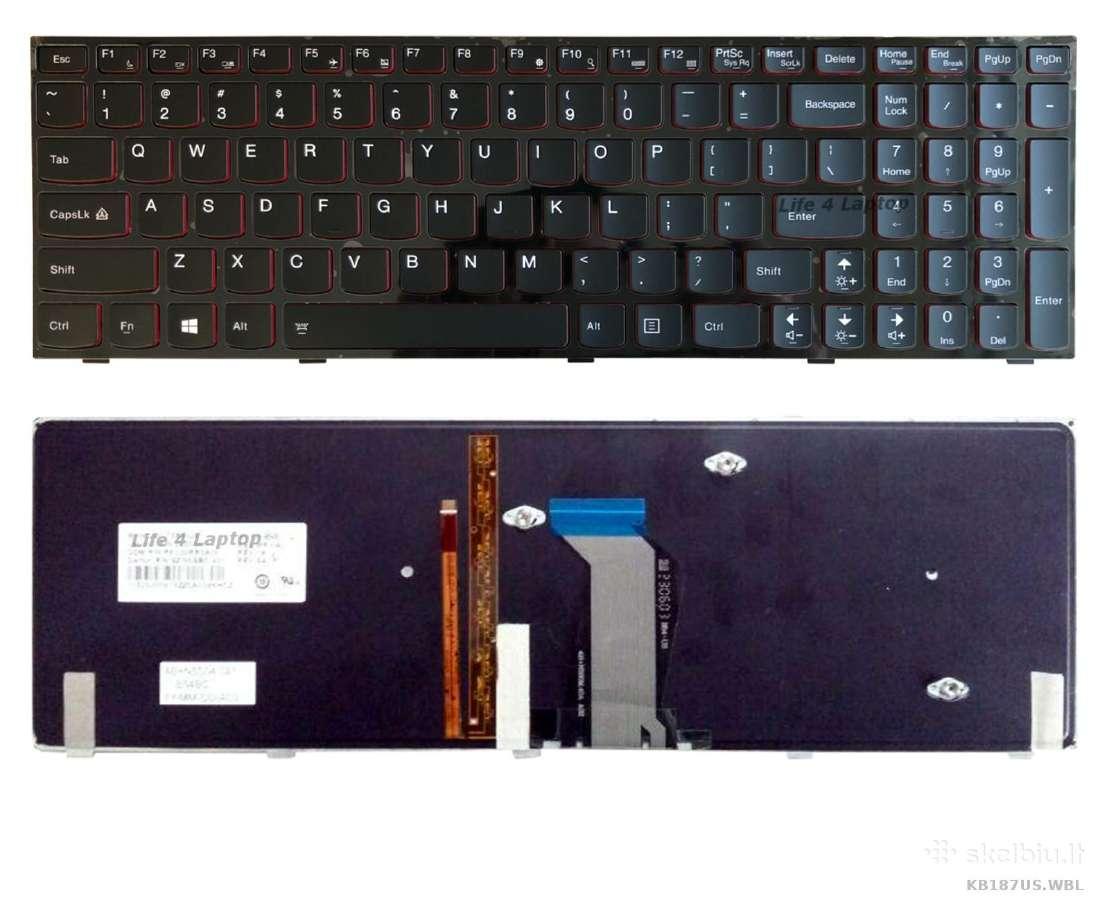 Klaviatūros Lenovo