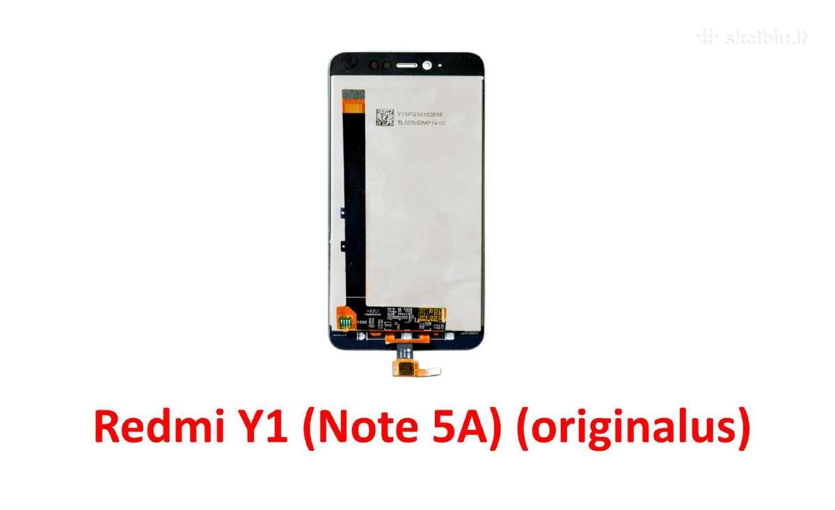 Originalus Xiaomi Y1 (Note 5a) LCD ekranas