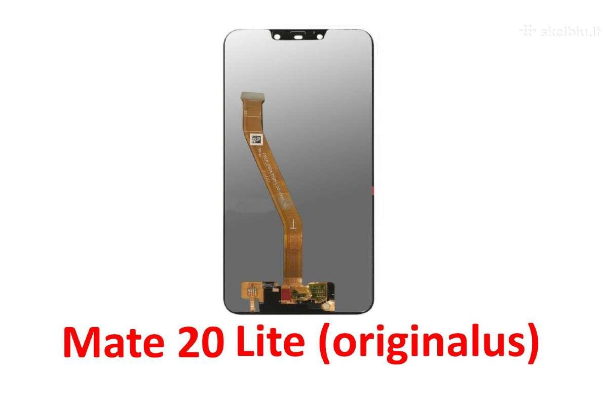 Originalus Huawei Mate 20 Lite LCD ekranas