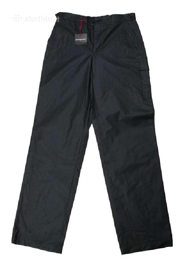 Naujos juodos marlboro kelnės, dydis 50/l