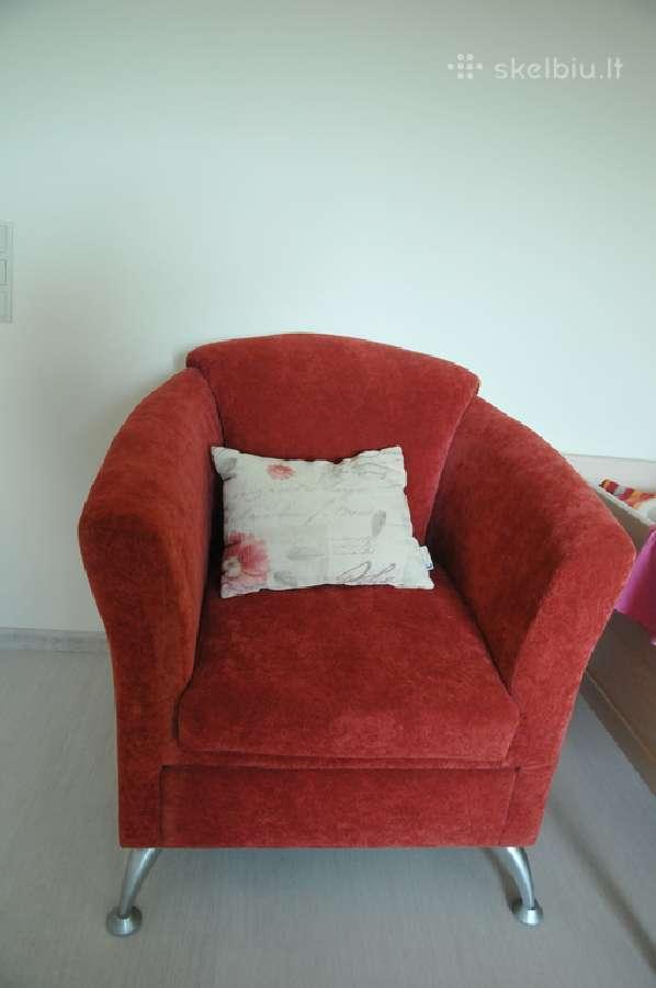 Sedimas fotelis