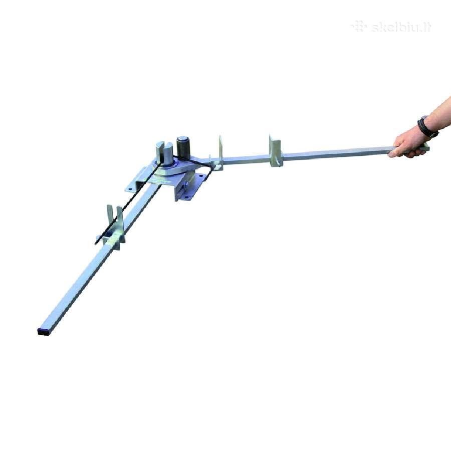 Armatūros, vielos lenkimo įrankis dn12