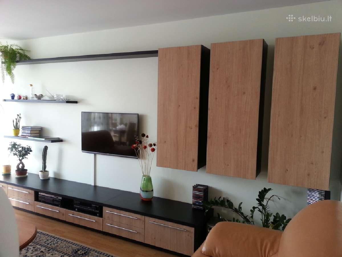 Modernios sekcijos,svetaines baldai.