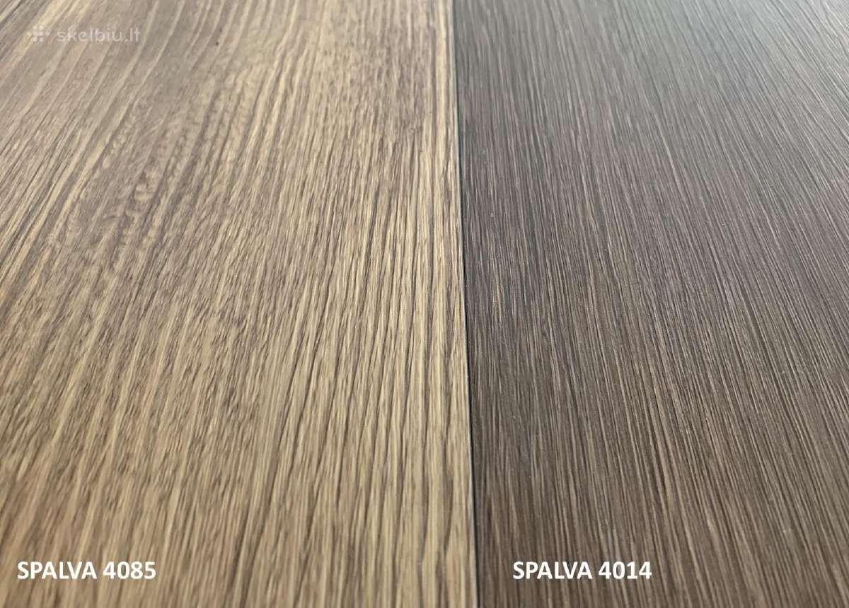 Vinilinė grindų danga 2x190x1380 - 11eur/m2 su pvm