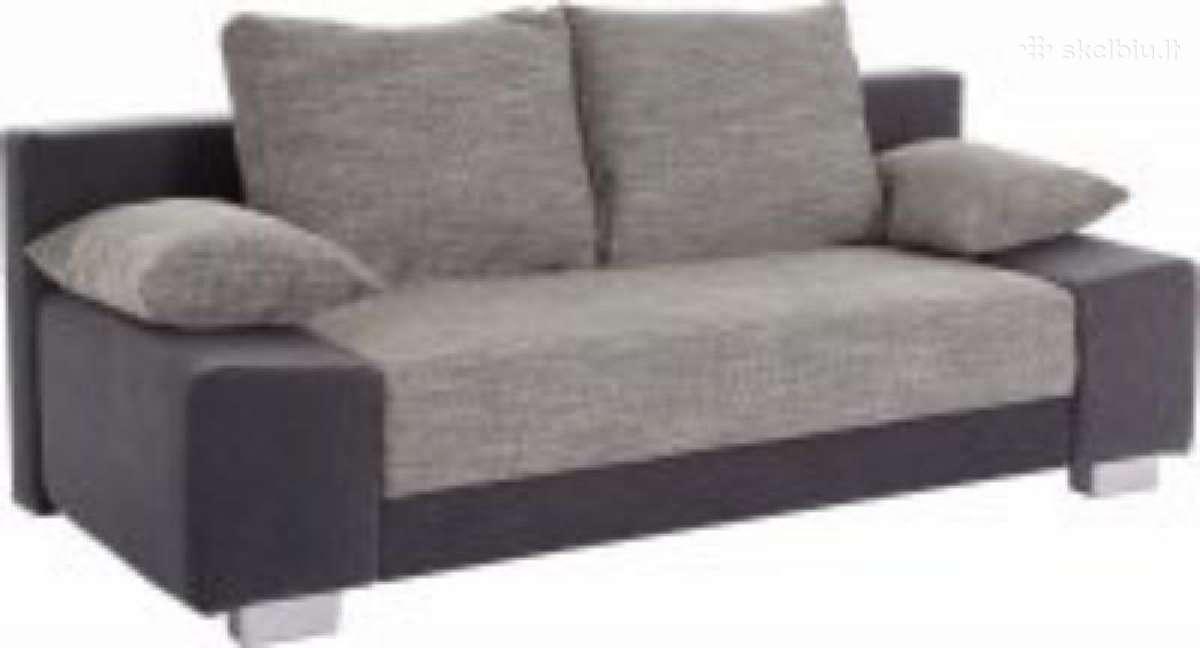 """Vokiškas sofa-lova """"Daru"""""""