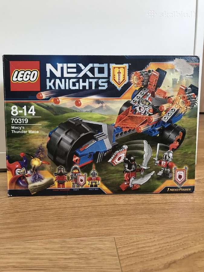 Lego Nexo Knights 70319