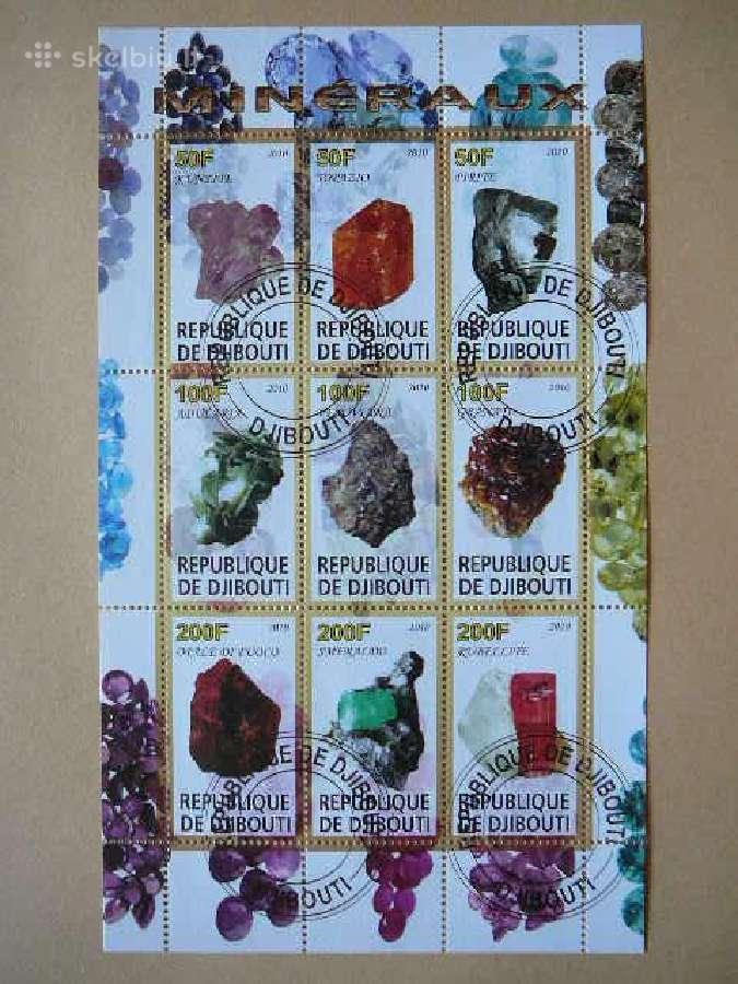 Mineralai #s688