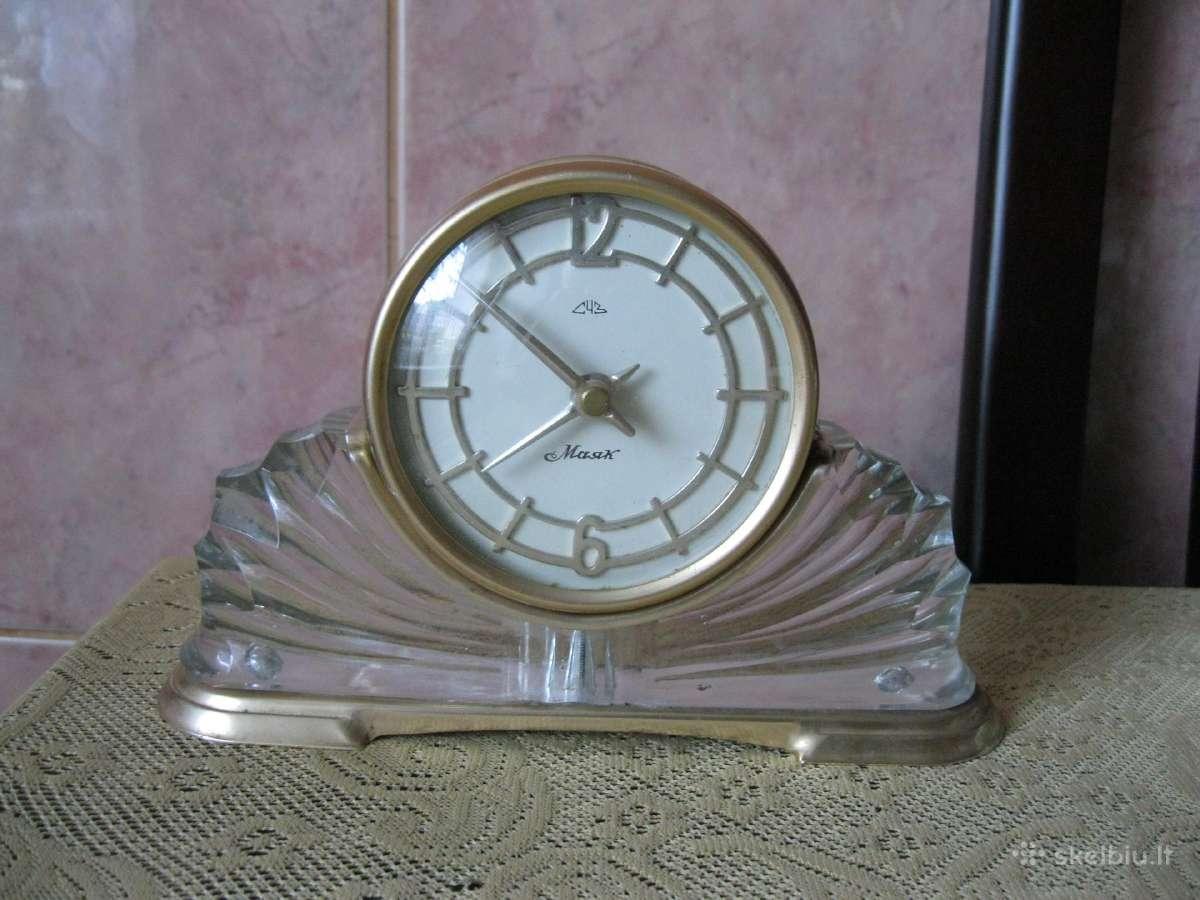 CCCP stalo laikrodis. .gal kolekcijai.zr. foto