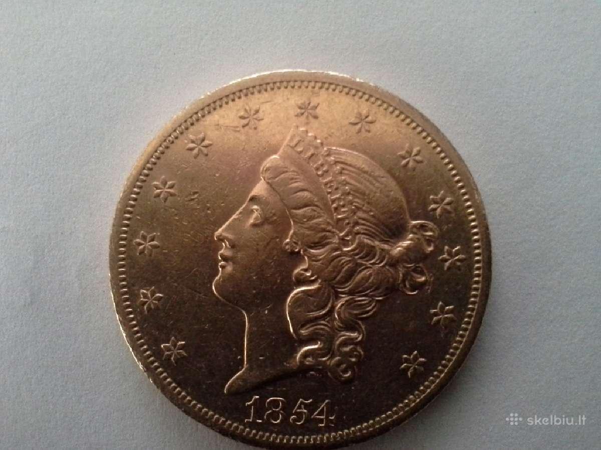 Brangiai perku monetas ir banknotus