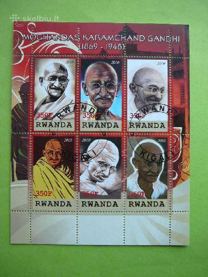 M. Gandhi Zymus zmones #s757