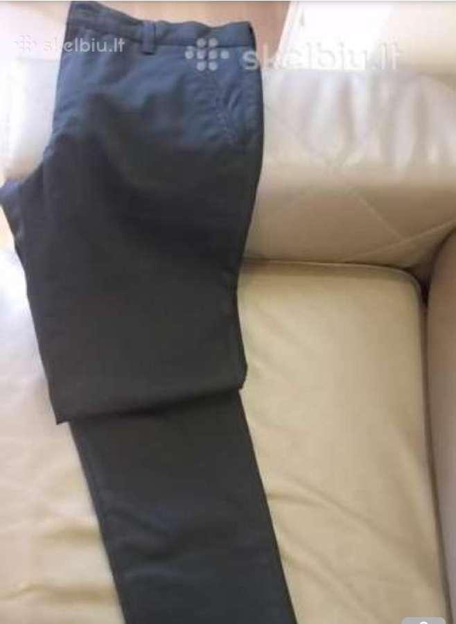 Juodos kelnės uniforma