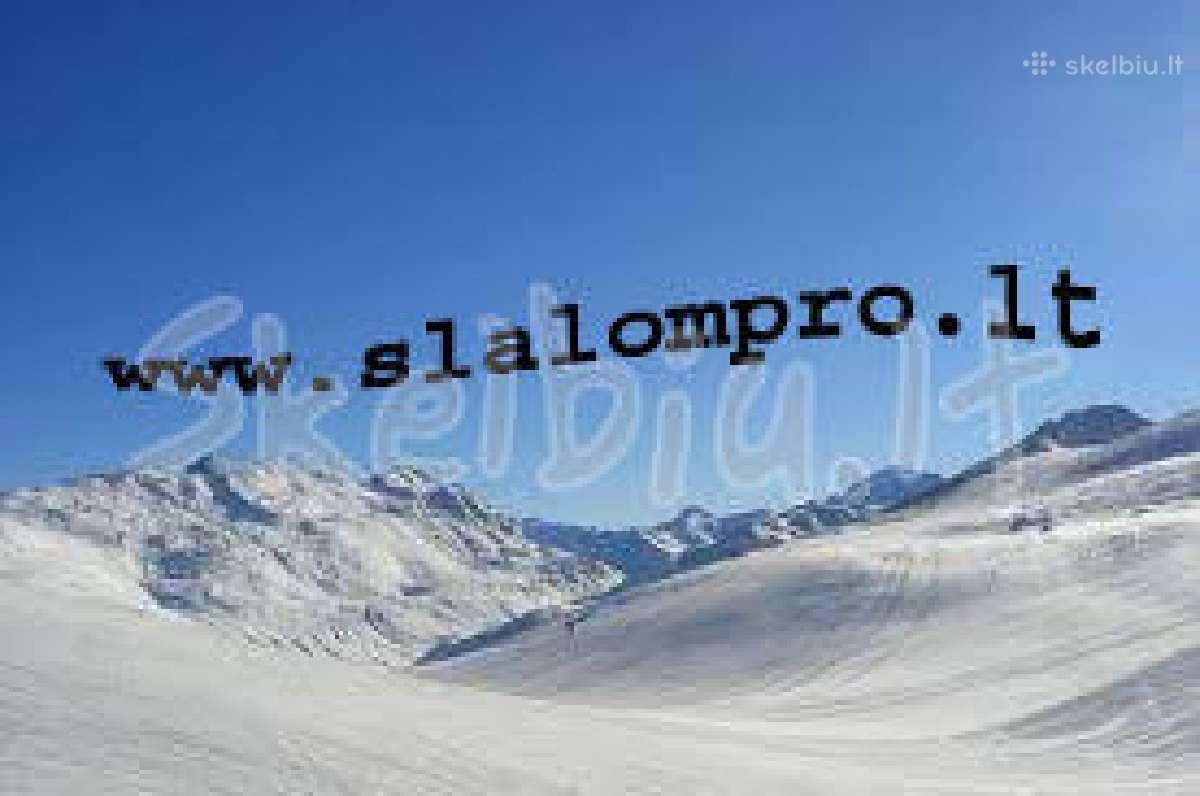 Kalnų slidinėjimo įrangos nuoma servis Išpardavima