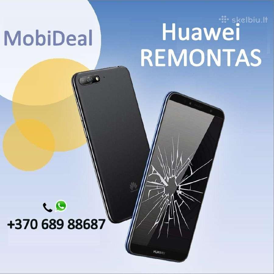 Huawei Telefonų Remontas
