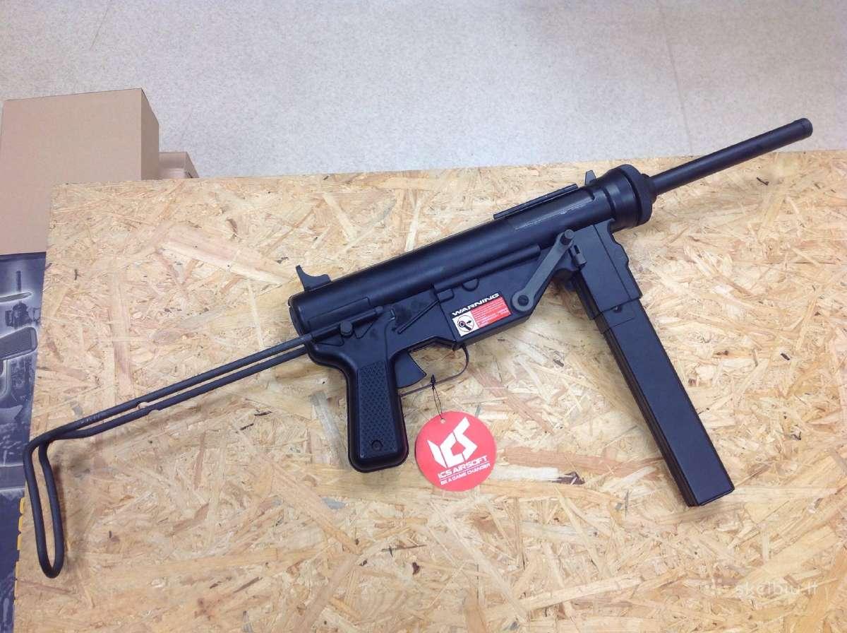 M3 Grease Gun airsoft automatas, 2 pasaul karo
