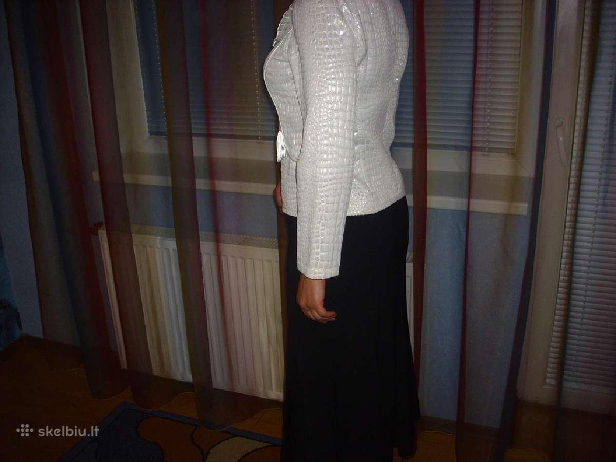 Švarkas sijonas.