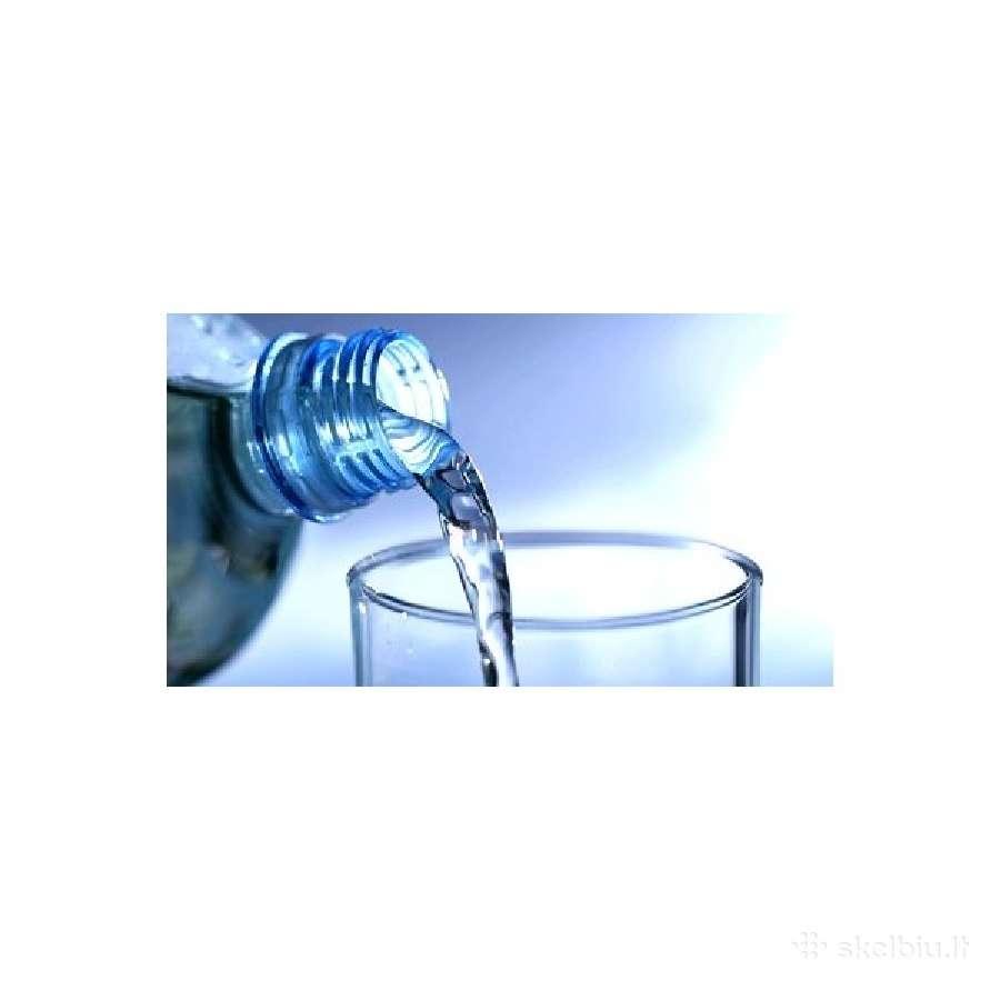 Distiliuotas vanduo