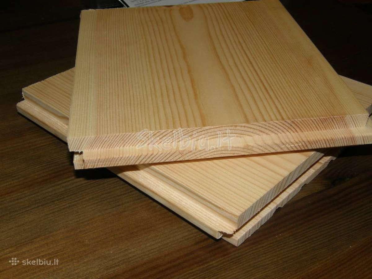 Uab medenis-aukštos kokybės grindlentės.