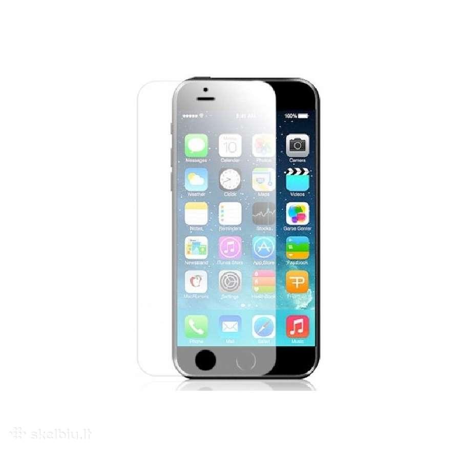 iPhone 6 apsauginis ekrano stiklas Tempered Glass