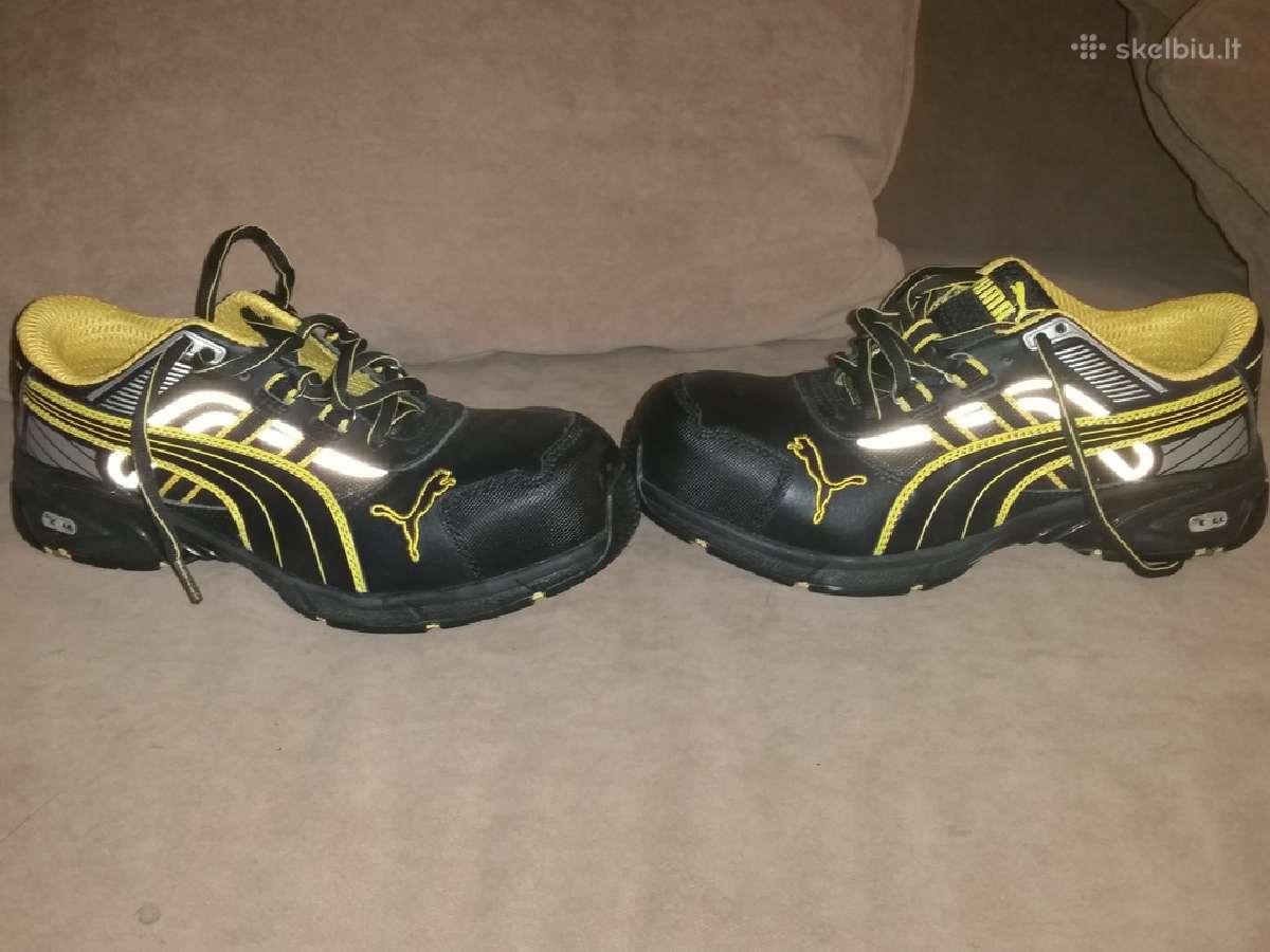 Nauji originalus puma batai pastiprintu priekiu