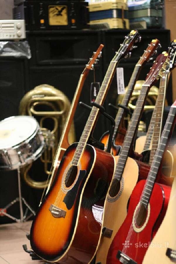 Visi muzikos instrumentai