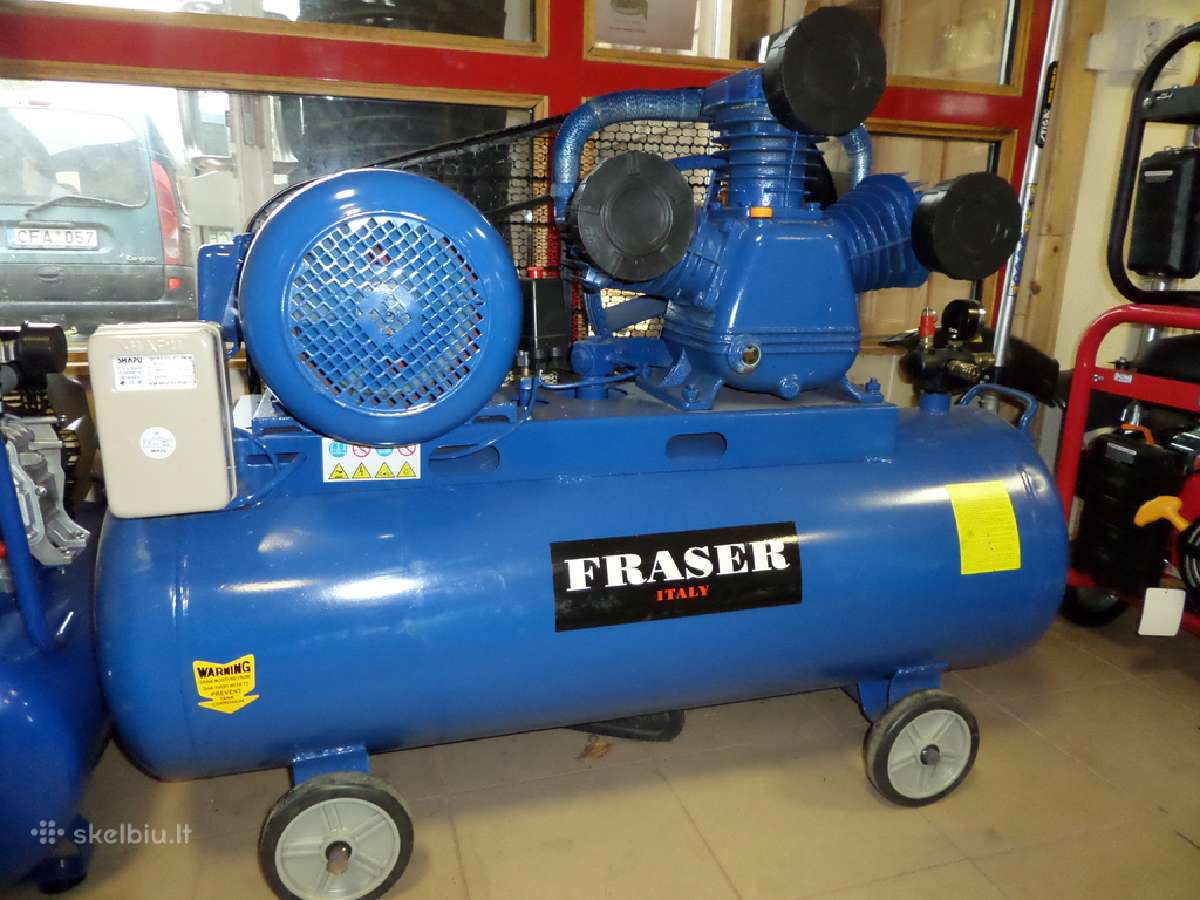 Fraser oro kompresorius