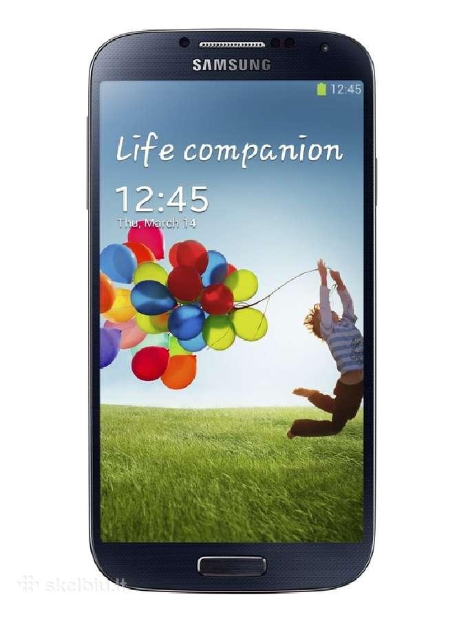 Samsung Galaxy S4 kainos nuo 70eur