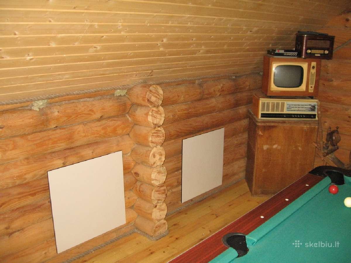 Elektriniai, keramikiniai radiatoriai