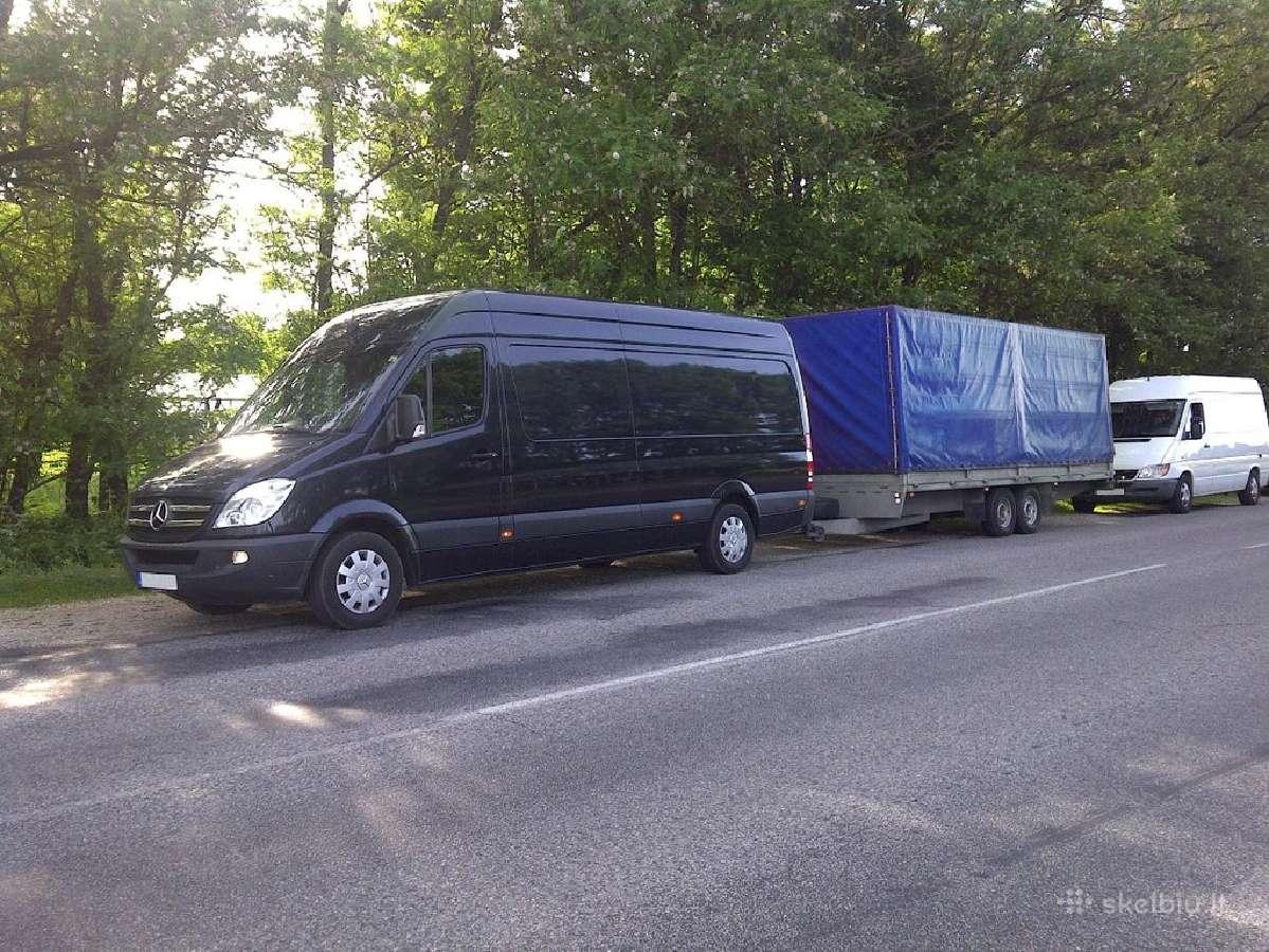 Международные перевозки Литва Европа Россия Белару