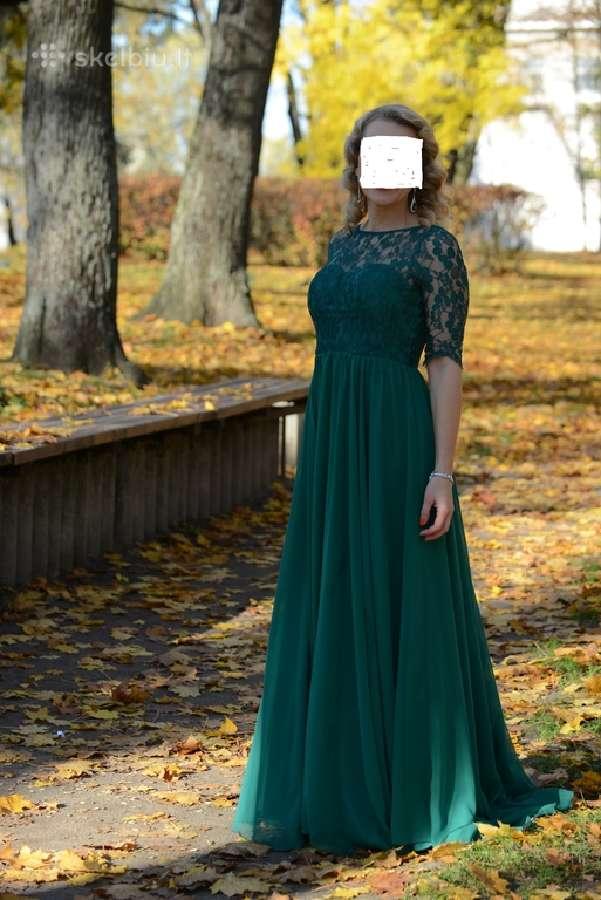 Proginė suknele