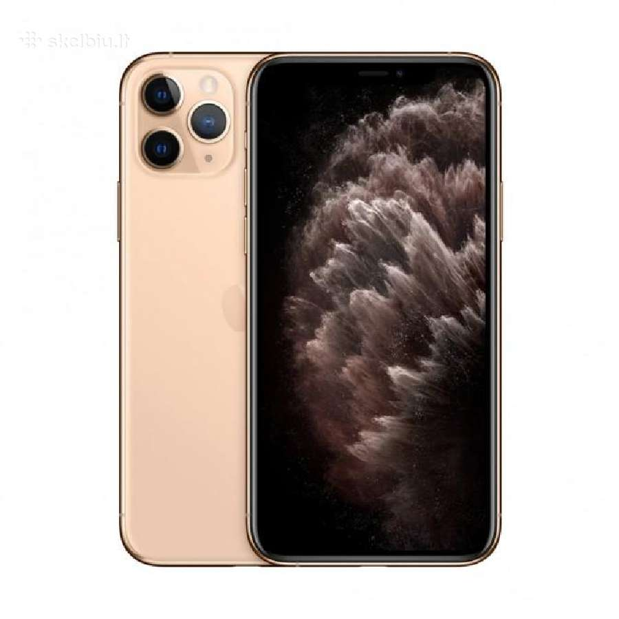 Nupirkčiau ar paimčiau užstatu iPhone 11 Pro
