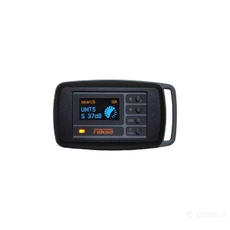 Prof. blakių, Uhf, GPS detektorius (ieškiklis)