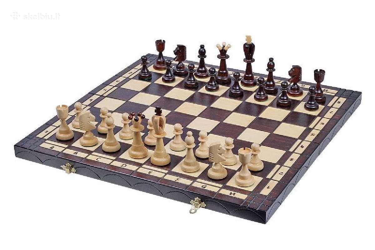 Šachmatai, nardai, šaškės