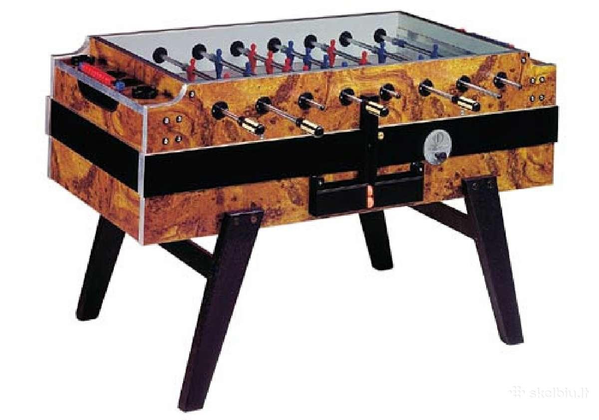 Komercinis/monetinis stalo futbolas [legalus]