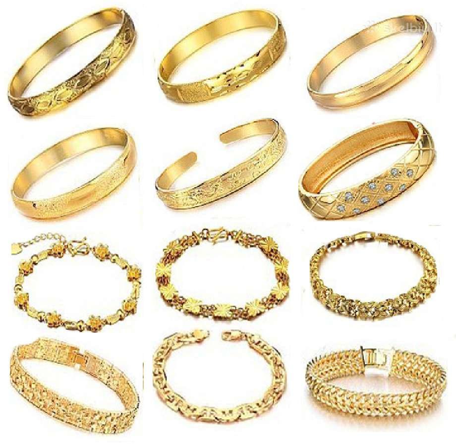 Nupirksiu auksines apyrankes