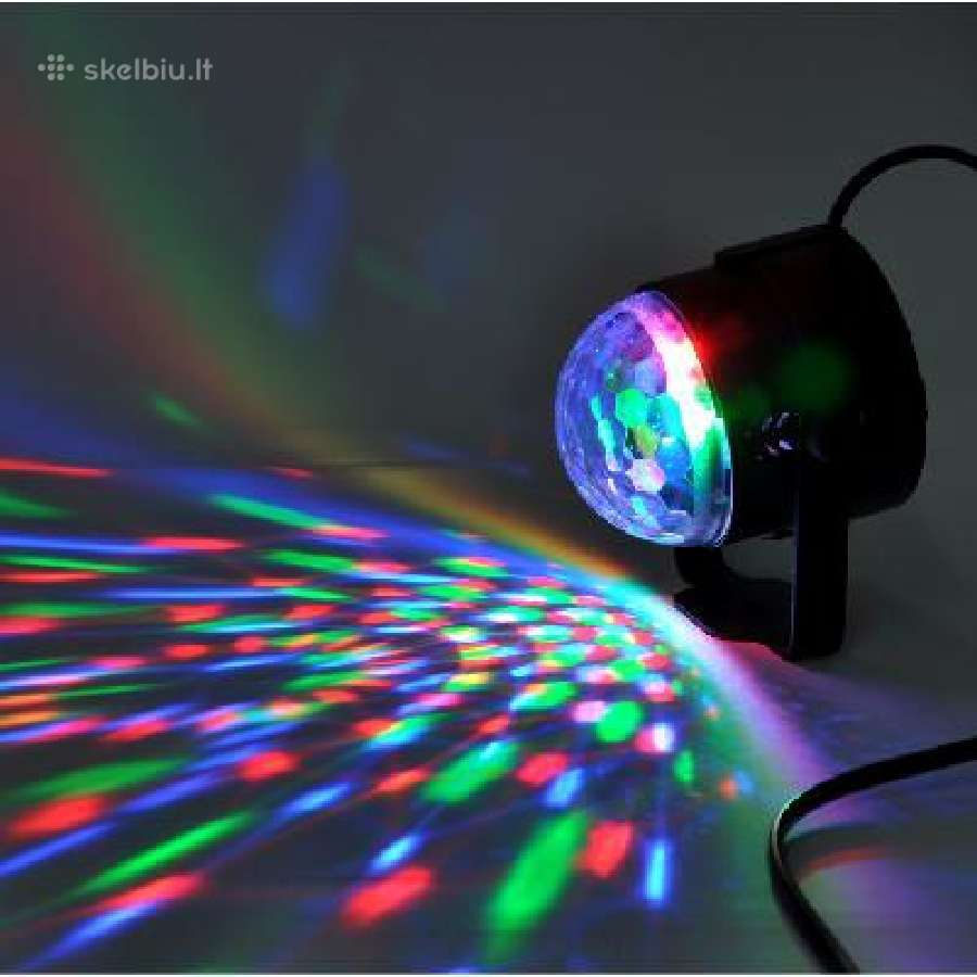 Led Disco Crystal